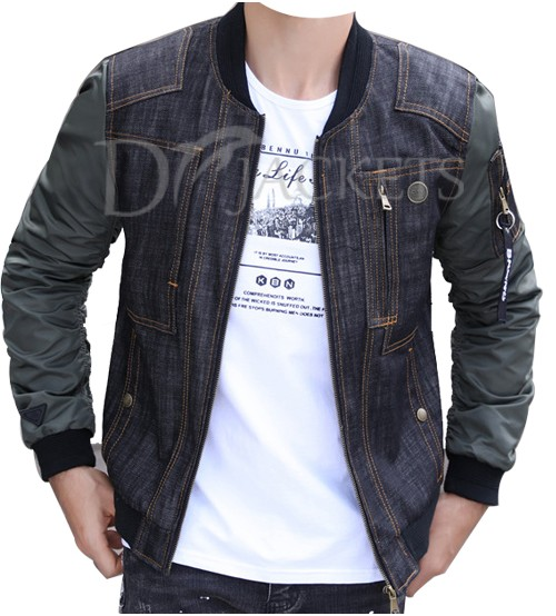 Jeans Casual Jacket