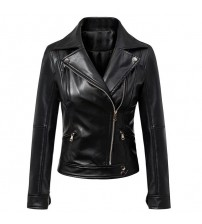 Women's Biker Leather Jackets