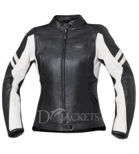 Sports Leather Jacket Women